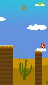 Swing Hero Monster screenshot 2