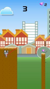 Urban Cat Swing screenshot 2
