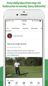 Golf Instruction by Swing-U poster