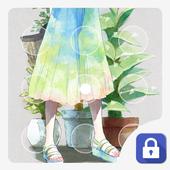Anime girl 10 Theme icon