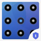Blue simplicity Theme icon