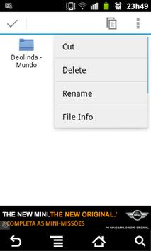 Fast File Manager screenshot 3