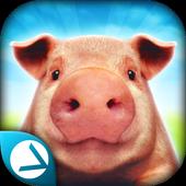 Installing free Game android Pig Simulator APK 3d