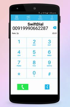 SwiftDial screenshot 3