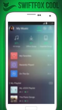 New Guide for JOOX Music apk screenshot