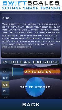 SWIFTSCALES - Vocal Trainer screenshot 4