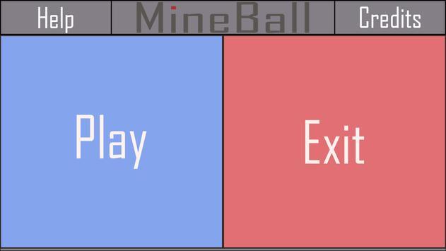 MineBall poster