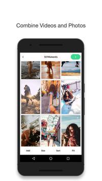 Pixgram- video photo slideshow apk screenshot