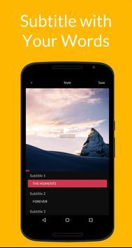 PixMovie - music slideshow apk screenshot