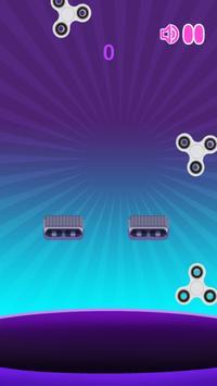 Fidget Spinner - Bounce Hand screenshot 1