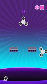 Fidget Spinner - Bounce Hand screenshot 2
