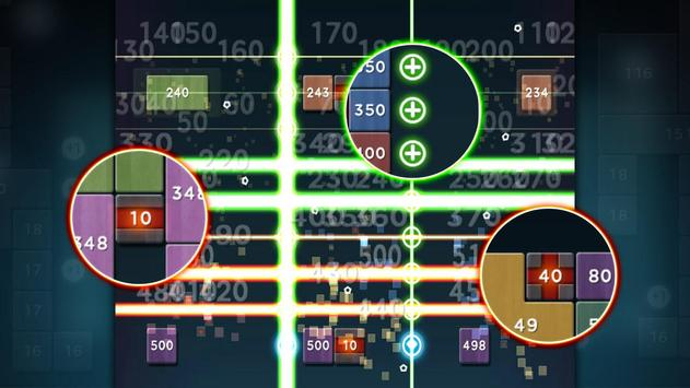 Swipe Brick Breaker: The Blast screenshot 23