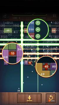 Swipe Brick Breaker: The Blast screenshot 2