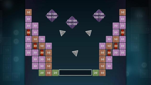 Swipe Brick Breaker: The Blast screenshot 6