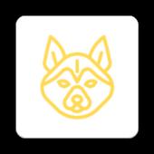 Swipe Husky Challenge icon
