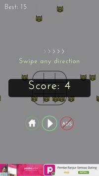 Swipe Husky Challenge poster