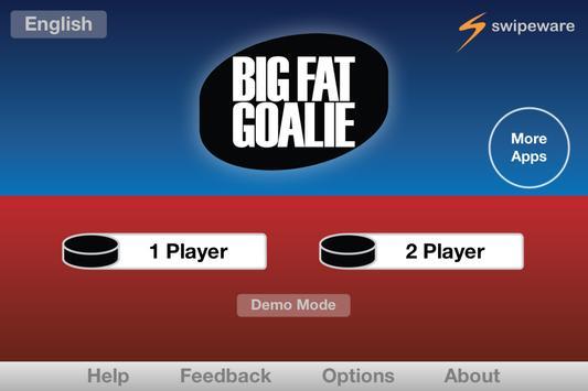 Big Fat Goalie (Free) apk screenshot