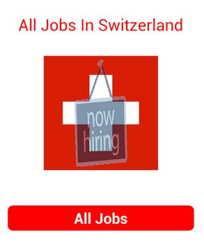All jobs in Switzerland poster