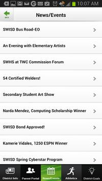 SWISD apk screenshot