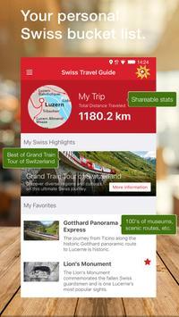 Swiss Travel Guide apk screenshot