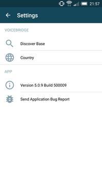 Voice Bridge apk screenshot