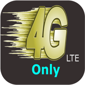 ikon 4G Mode Network (Only)