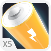 Ultra Fast Charger ×5 - super battery saver Free icon