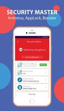 Super Antivirus Cleaner Booster - Easy Security screenshot 3