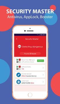 Super Antivirus Cleaner Booster - Easy Security screenshot 5