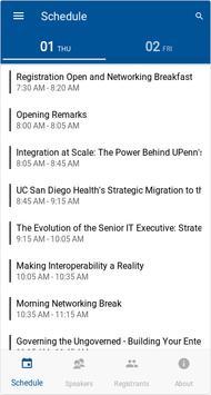 2018 Health IT Summit Series screenshot 2