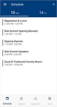 TN Transportation Risk Summit screenshot 1