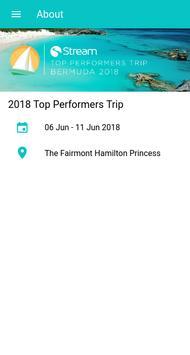 Stream Top Performers Trip screenshot 2