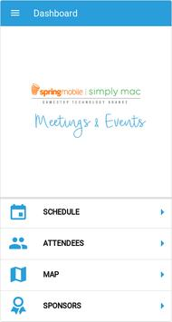 Tech Brands Meetings & Events poster