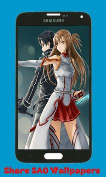 Hd Sword Art Online Wallpapers For Android Apk Download