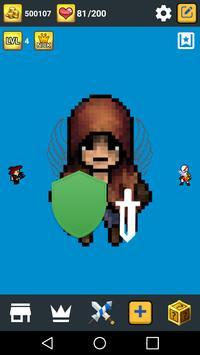 Sword Battle 2D screenshot 2