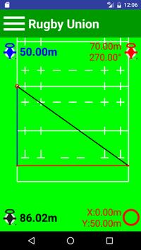 Sports Field Layout poster