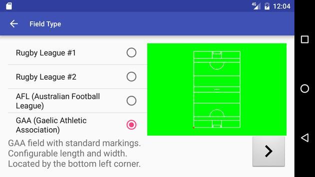 Sports Field Layout (Unreleased) apk screenshot