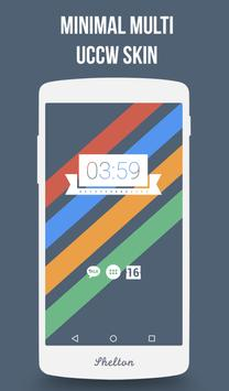 Minimal Multi UCCW Skin apk screenshot