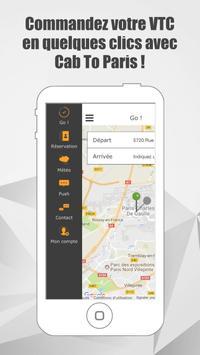 Cab To Paris VTC apk screenshot