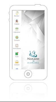 Office Notarial Le Corguillé, Theix apk screenshot