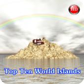 Top Ten World Islands icon