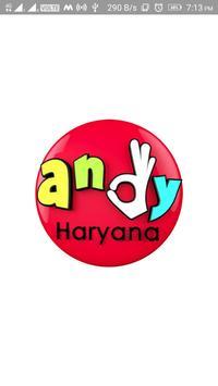 Andy Haryana poster
