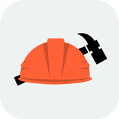 Contractor's Work: For the construction industry icon