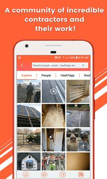 Contractor's Work: For the construction industry apk screenshot