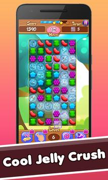 Jelly Cookies: Match 3 Puzzle screenshot 3