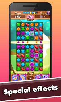 Jelly Cookies: Match 3 Puzzle screenshot 16