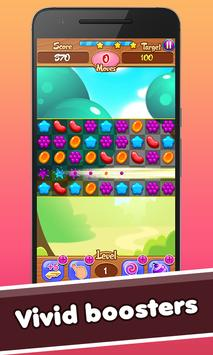 Jelly Cookies: Match 3 Puzzle screenshot 5