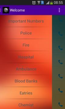 Kolkata Helpline screenshot 1