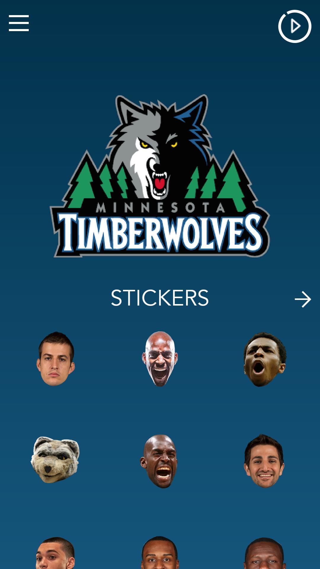 Minnesota Timberwolves Emoji For Android Apk Download