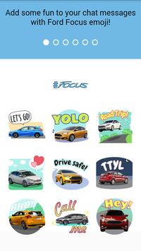 Ford Focus Pack poster
